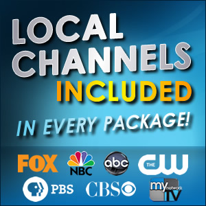 DIRECT TV Offers Local Channels