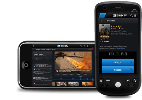 directv app for iphone directv everywhere mobile apps for directv 1841