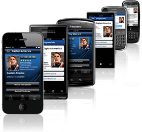 DIRECTV Mobile Apps